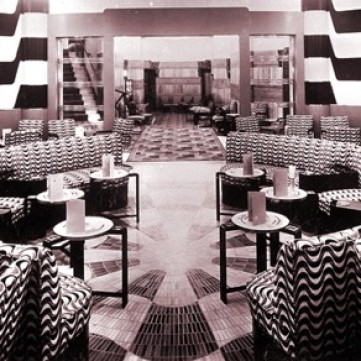 The lobby at The Regent Palace Hotel in Piccadilly