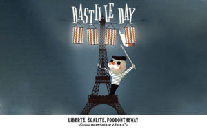 Bastille Day Celebration at Brasserie Zedel