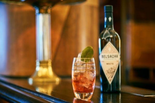 Bar Americain - Mediterranean Highball Cocktail