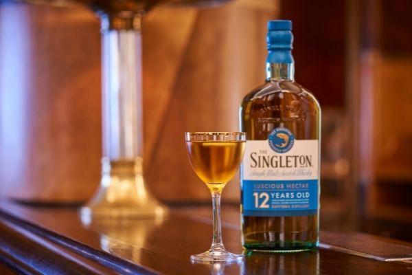 Bar Americain - Whisky Mac Cocktail
